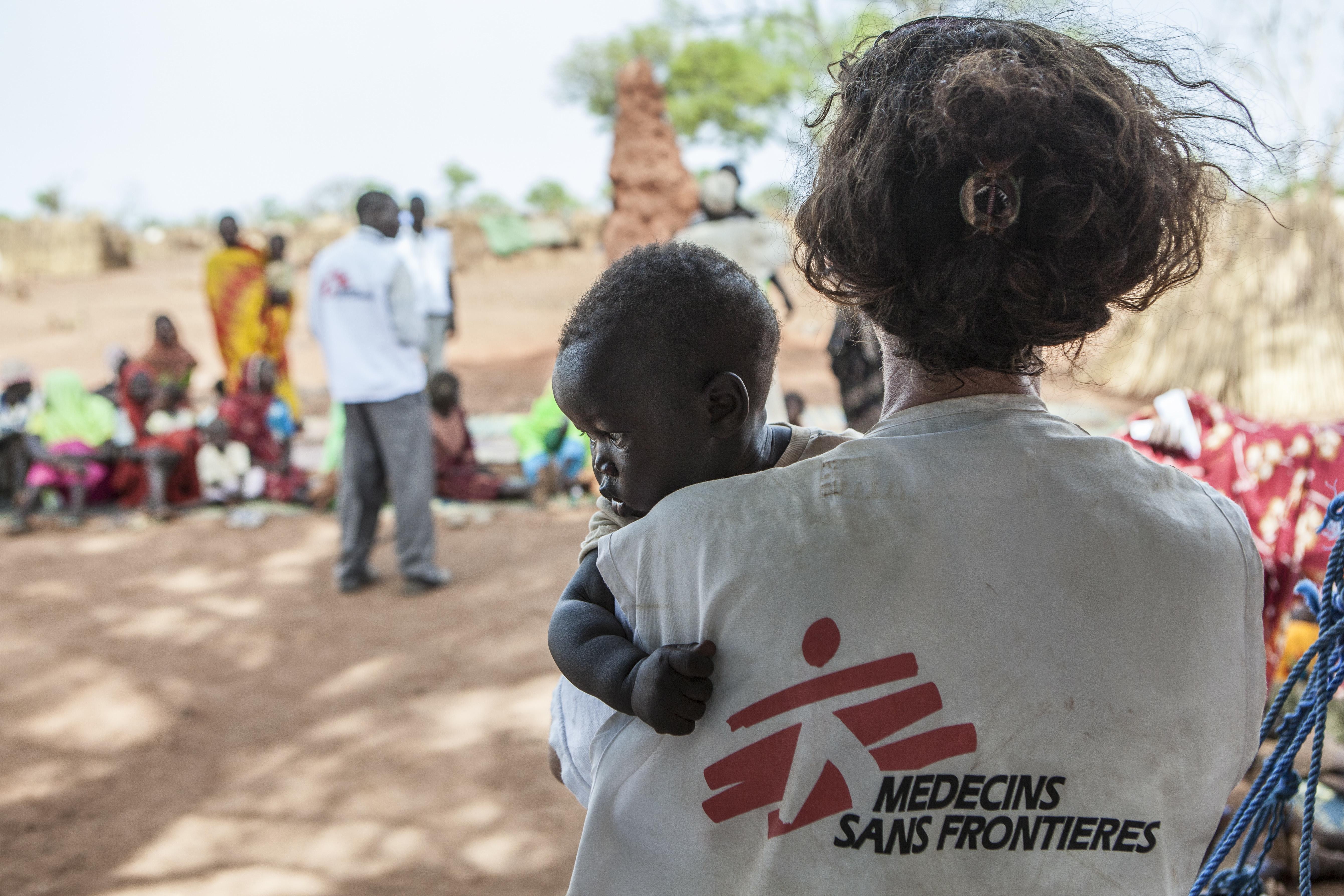 Yida, refugee camp, malnutrition.