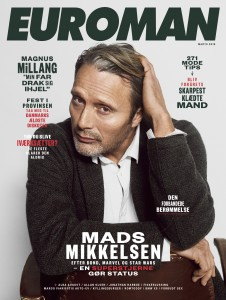 EUM 304 2019 Mads Mikkelsen Cover